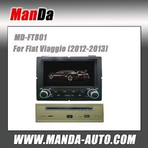 Quality Manda 2 din car dvd for Fiat Viaggio (2012-2013) in-dash sat nav touch screen dvd gps autoradio for sale