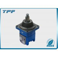 High Torque Low Speed Hydraulic Motor , Hydraulic Hub Motor BMSY - W Series