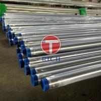Quality Longitudinally Welded Stainless Steel Tubes BS6323-8 for machinery industry for sale