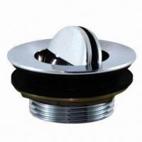 Quality Bath waste for showering with swivel plug for sale