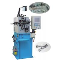 Quality Computer Control CNC Spring Machine 2 Axis Control For Wire Feed / Pitch Mechanism for sale