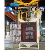 Quality Casting Products Steel Shot Blasting Machine High Precision Dust Collector System for sale