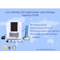 Quality Shock wave equipment ultrasound body pain relief shockwave Medical Therapy System With Shockwave SV06 for sale