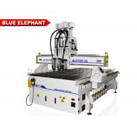 Buy cheap Antique Furniture Multi - Head CNC Router Cnc Wood Door Engraving Machine from wholesalers