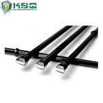 Quality Hex22*108mm Chisel Head Integral Drill Rod Steel Rod Drill Bits for sale