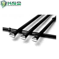 Buy cheap Jackleg rock steel Integral Drill Rod 400mm to 8000mm Legnth from Wholesalers