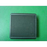 Quality POM Plastic Connector Seal Tray CNC Machined Parts for sale
