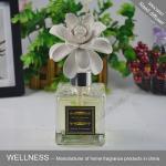 Exquisite Ceramic Scent Diffuser , Ceramic Flower Fragrance Diffuser ITS Approved