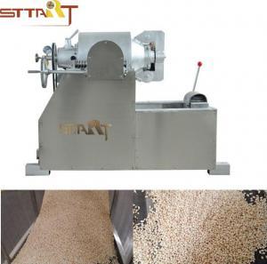 Quality Smart Hot Air Grain PuffingMachine/ Air Steam Flow Puff SnackMachine for sale