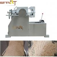 Quality Stainless Steel Puffed Rice Machine / Air Steam Flow Cereal Puffing Machine for sale