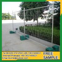Quality Topeka canada temporary fence Raleigh high standard manufacture fence for sale