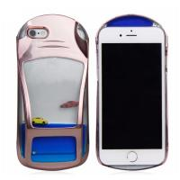 Buy cheap Liquid Mobile phone case for iPhone5/ 6/6 plus in car shape in 3 colors from Wholesalers