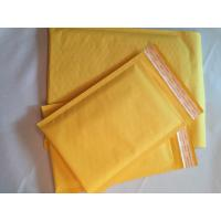 Quality Kraft Bubble Mailers Padded Envelopes , A4 Bubble Envelopes Printed Logo for sale