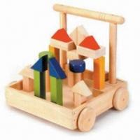 Quality Wooden Building Block Toy for sale