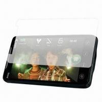 Quality High-transparency Mirror Screen Protector/Guard, Supply with Factory Price, Used for HTC 4G for sale