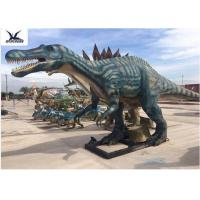Quality Playground Jurassic Park Animatronics Dinosaur Cases Realistic Large Dinosaurs for sale