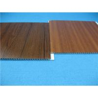 China Waterproof PVC Wall Cladding Plastic Wall Covering for Bathroom on sale
