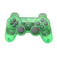 China Wireless Bluetooth for PS3 Transparent Wireless Controller Gamepad for PS3 Game Joystick on sale