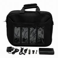 China Multifunction Solar Laptop Bag with 8,800mAh Capacity, Charging Laptop and Mobile Phone on sale