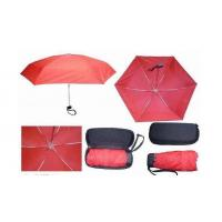 Red Box Ladies Umbrellas Windproof5 Section Strong Aluminum Frame Windproof Ribs