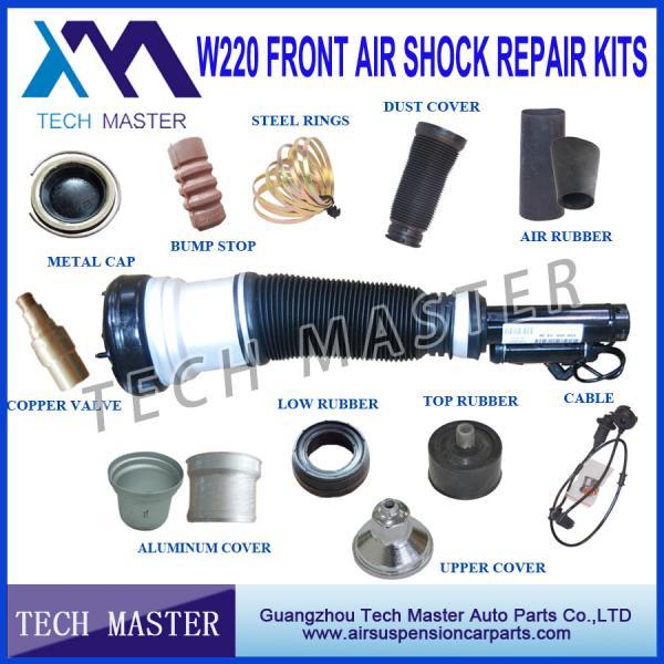 Mercedes benz w220 front air suspension shock repair kits for Mercedes benz suspension repair