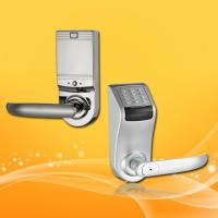 Quality Hidden Hole Password Door Lock with Deadbolt and Low Voltage Warning for sale