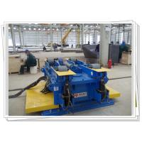 Quality 3D Adjustable Hydraulic Fit Up Rotator for Wind Tower Production Line for sale