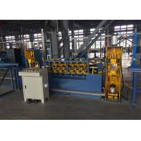 Quality Roller Automatic Straightening Machine , Round Steel Bar Straightening Machine for sale