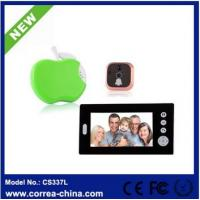 China Wireless Video intercom ip door phone for apartment security on sale