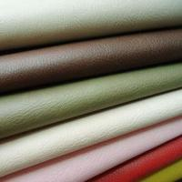 Quality Synthetic leather, customized colors are accepted for sale
