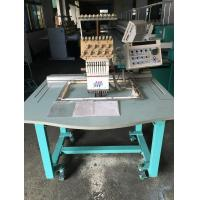 second industrial embroidery machine