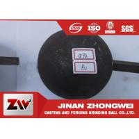 Quality B3 and B2 Material Forged Steel Ball for sale