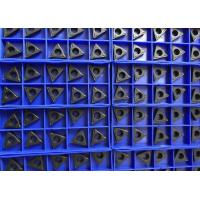 Buy High Efficiency Tungsten Carbide Inserts Wear Resistant With Different Hardness at wholesale prices