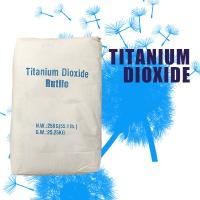 Buy cheap Industry Grade Rutile TIO2 / Raw Chemical Material Titanium Dioxide Powder from wholesalers