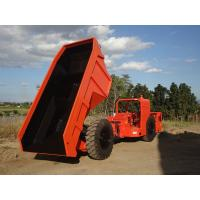 Buy cheap 12 tons undergournd mining truck, Gold mining drilling equipment from Wholesalers