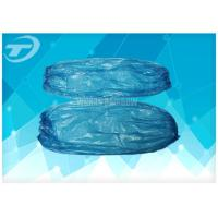 Quality Arm Medical Disposable Sleeve Covers Blue Clear Protective Sleeves for sale