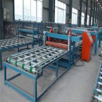 Quality High Efficiency Fiber Cement Board Production Line Wall Panel Making Machine for sale