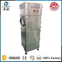 China Bag House Cartridge Dust Collector/Anti-Static Pleated Filter Cartridge Dust Collector on sale
