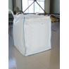 FIBC 100% Pure Pp Material Ton Bag , Jumbo Plastic Bag With Baffle for sale
