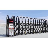 Buy cheap Industial Grade Trackless Automatic Folding Gate With Aerodynamic Design from Wholesalers