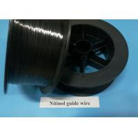 Quality SMA Nitinol Wire Tube Shape Memory Alloys , 0.1-5.0mm Shape Memory Materials for sale