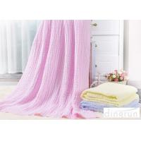 Quality Professional Baby Long Bath Towels , Kids Bath Towels Customized Weight for sale