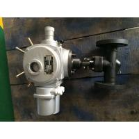 """Quality Standard Forged Steel Gate Valve Manual Or Actuated Power 1/2'' - 2"""" NPS for sale"""