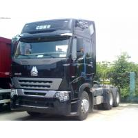 Quality HOWO A7 6*4-375HP-2 BEDS-Tractor truck-Semi-trailer Towing Truck for sale