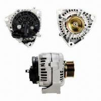Quality Alternator for Bosch Series, 0124555004 OEM Number, 24V Voltage, 80 or 100A Current for sale