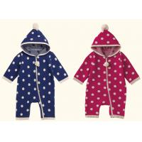 Quality Fashion 0 to 6 monthslong sleeve rompers for baby clothes high quality for sale
