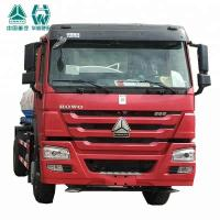 Quality High Pressure 4000 Gallon Water Truck , Diesel Fuel Water Hauling Truck for sale