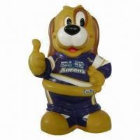 Quality Cute Coin Money Box, Customized Specifications Welcomed, Comes in Dog Shape for sale