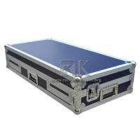 Quality DJ Flight Cases with Light Blue Laminate (010) for sale