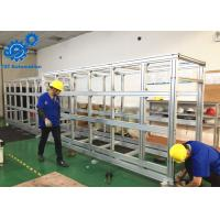 China OEM Aluminium Profile Automatic Lifter And Elevator For Logistic Moving on sale